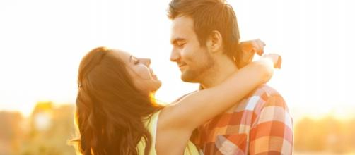 O amor verdadeiro trás a paz e a felicidade