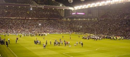 Old Trafford stadium 2003 Champions League finals (Image Credit: Mathew Wilkinson/Wikimedia Commons)