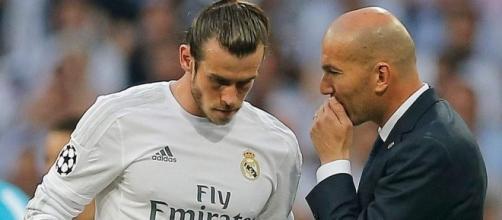 Real Madrid : Zidane se prononce sur Gareth Bale !