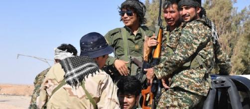 Reclutamento di minori in Iran per combattere in Siria
