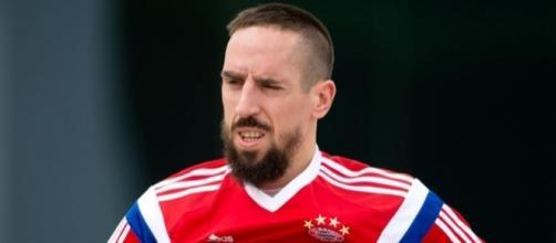 Ribéry recadré par le Bayern Munich - francetvinfo.fr