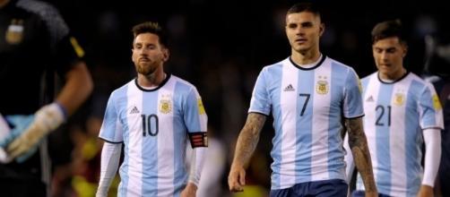 Russia 2018, all'Argentina non basta Icardi pari col Venezuela ... - fanpage.it