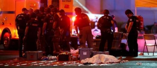 Spari a Las Vegas: morti e feriti al concerto