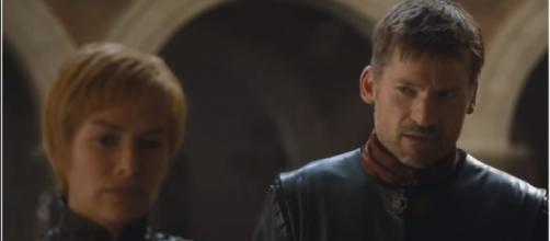 "Speculations point to Jaime as the Valonqar who will kill Cersei in ""Game of Thrones"" Season 8. (Photo:Youtube/Vaccum)"