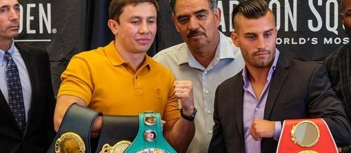 The fate of Gennady Golovkin's WBC title is expected to be addressed this week/ photo by R.J. Cohen/ Commons Wikimedia