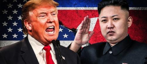 Trump vs Kim Jong-un – Battle Of The Halfwits - The Ring of Fire ... - trofire.com