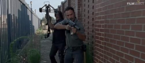 """Until when can we see Rick Grimes in """"The Walking Dead""""? (Photo Credit: FilmSelectTrailer/YouTube)"""