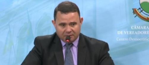 Vereador Adelar Vargas , o Bolinha, diz que irá caçar o tal bicho