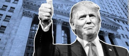 Why Wall Street isn't freaking out over Trump's stumbles - May. 15 ... - cnn.com