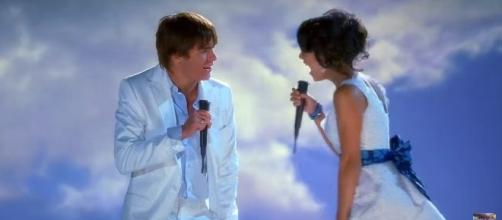 Will Troy and Gabriella sing together again? Photo screengrab via Lise LS/YouTube