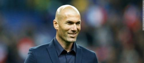Zidane est satisfait d'avoir lancé Hakimi dans le grand bain - cnn.com