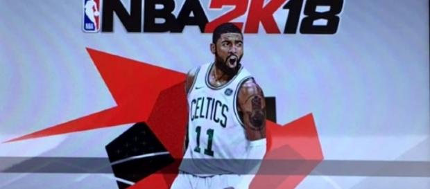93c65bb46286 2K has resolved the  NBA 2K18  Kyrie Irving cover issue but fans are furious