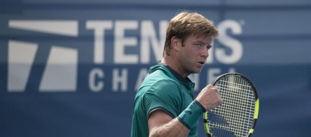 American tennis player Ryan Harrison. (Image Credit: Keith Allison/Flickr —CC BY-SA 2.0)