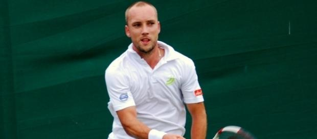 Belgian tennis player Steve Darcis (Image Credit: Carine06 / Flickr).