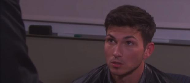 Days of our Lives Ben Weston. (Image Credit: NBC/YouTube screengrab)