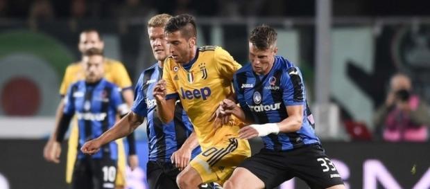 El Atalanta logró sacarle el empate a la Juve, como local (Twitter - Juventus)