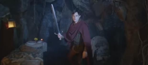 """Henry of """"Once Upon a Time"""" becomes the new hero of the show [Image via ABC Television Network   YouTube]"""