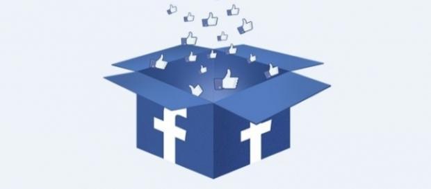 Image of Facebook 'like' symbol. (Image Credit: Ariapsa/Pixabay)