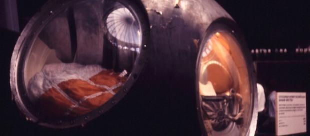 La navicella di Yuri Gagarin - verdeazzurronotizie.it
