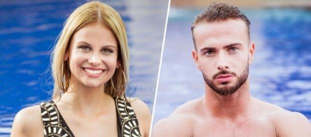"""Love Island"""" 2017: Julian und Stephanie belogen die Zuschauer ... - web.de"""