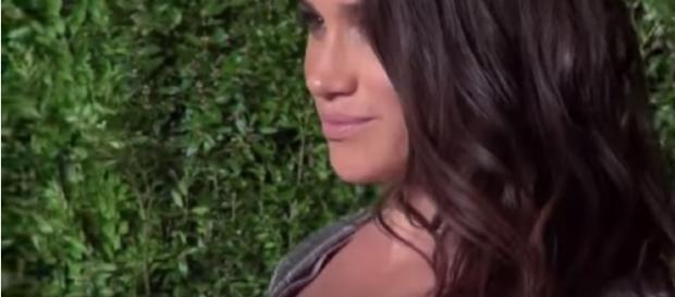 Meghan Markle - (Image Credit: E!/YouTube screenshot)