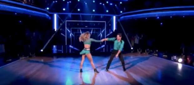 Nick Lachey & Peta Murgatroyd / ABC's DWTS YouTube Channel