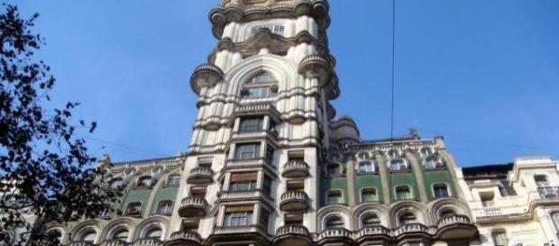 Palácio Barolo em Buenos Aires
