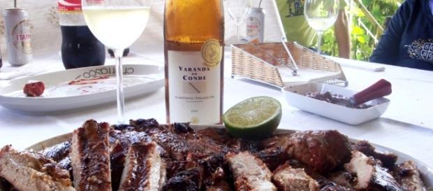 Prato e vinho devem se complementar, sem um se sobrepor ao outro
