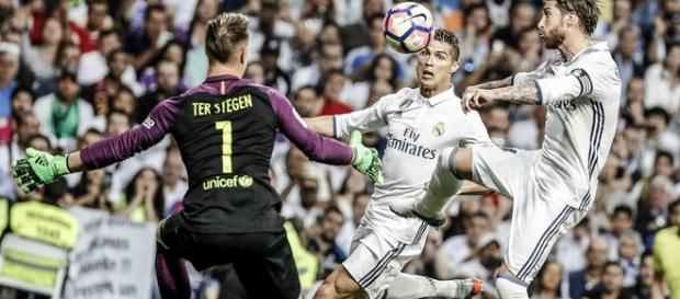 Ter Stegen al Real Madrid si hay independencia