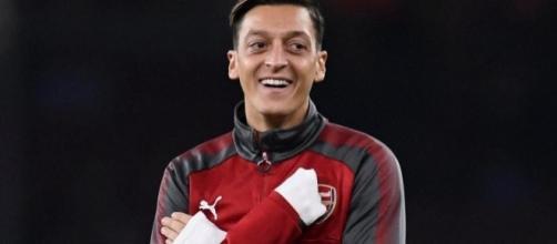 Arsenal : Mesut Özil dévoile sa future destination à ses coéquipiers !