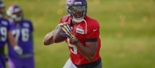 Bridgewater returns to practice - Minnesota Vikings/YouTube