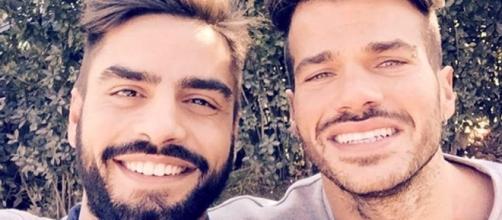 Claudio Sona: il web ha messo zizzania tra lui e Mario?