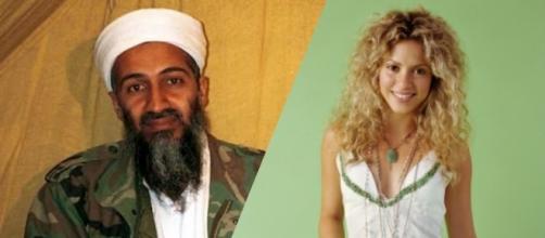 Dentre os conteúdos encontrados no computador de Bin Laden está uma foto de Shakira