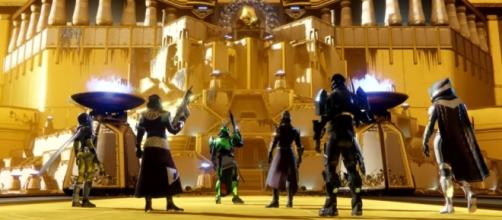 """Destiny 2"" PC version coming soon with the Leviathan Raid getting unlocked a week after. [Image Credits: NVIDIA GeForce/YouTube]"