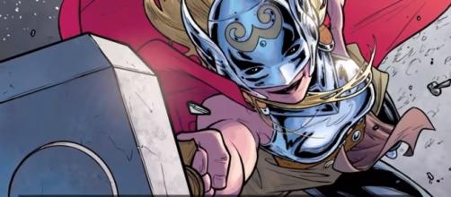 If She Be Worthy - Thor, Jane Foster - MARVEL 101 [Image via Marvel Entertainment/YouTube]