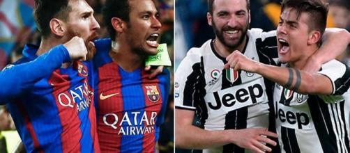 Juventus e Barcellona verso uno scambio