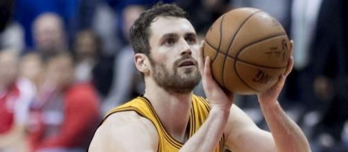 Kevin Love was frustrated [Image by Keith Allison / Flickr]