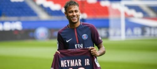 L'arrivée de la nouvelle superstar du PSG