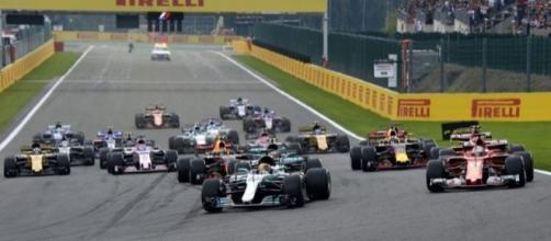 Lewis Hamilton e Sebastian Vettel, i due contendenti alla vittoria finale del mondiale di Formula 1.