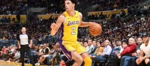 Lonzo Ball struggled in his debut - NBA/YouTube