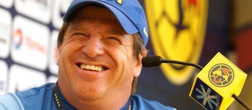 Miguel Herrera enfrentará con su equipo al Necaxa el sábado