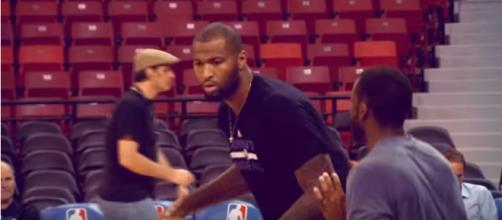 NBA trade rumors are swirling around five players Credits/ Youtube/ Jozoh