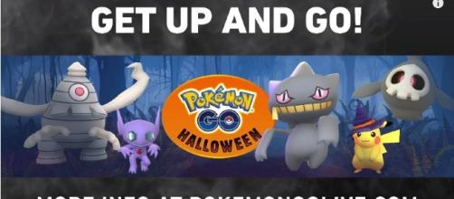 'Pokemon GO' Halloween event 2017 brings five Gen-3 Pokemon [Image Credit: Pokémon GO/YouTube]