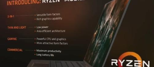 AMD Ryzen Update: Ryzen 5 2500U and 7 2700U APUs performance leak [ Image - RedGamingTech/ Youtube]
