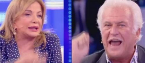 Simona Izzo si è nuovamente scontrata con Predolin durante Domenica Live