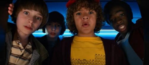 "Stranger Things Season 2 ""Thriller"" Trailer (Source: Netflix via YouTube)"