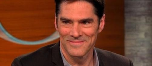 Thomas Gibson on 'Criminal Minds' - Image Credit: YouTube/CBS This Morning
