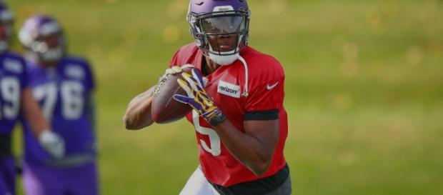 Bridgewater returns to practice - Minnesota Vikings/YouTube