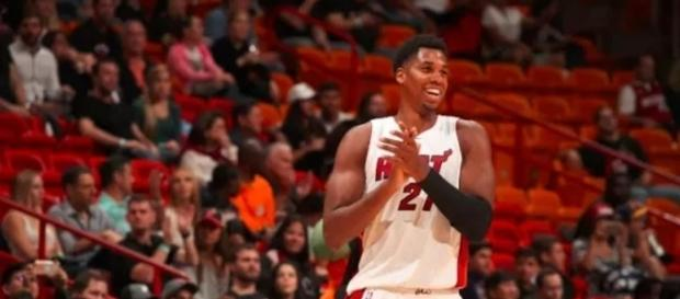 Hassan Whiteside will win DPOY - NBA/YouTube