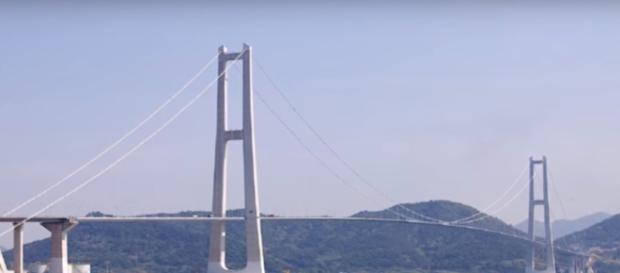 Highest bridge in the world{image via Oscoar 21/YouTube screencap}